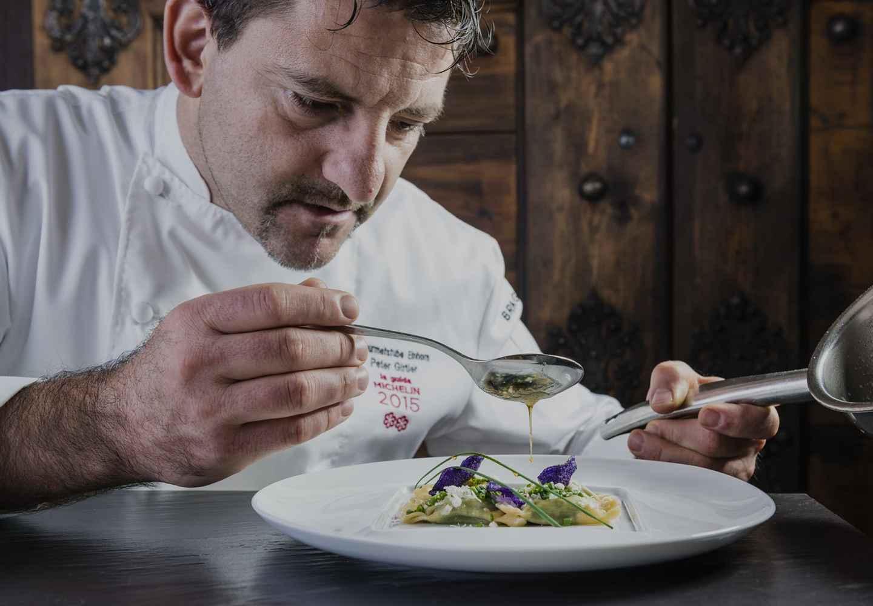 Relais Chateaux Rosengarten Kirchberg Kitzbuehel Gourmet-Event Dolce Vida Bella Italia - Peter Girtler