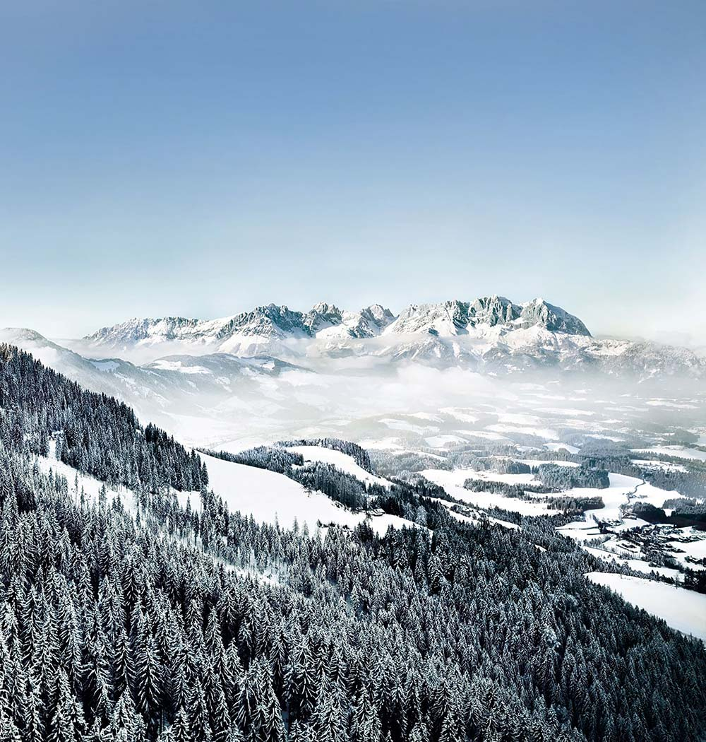 Romantic getaways for Valentine's Day Hotel Rosengarten in Tyrol