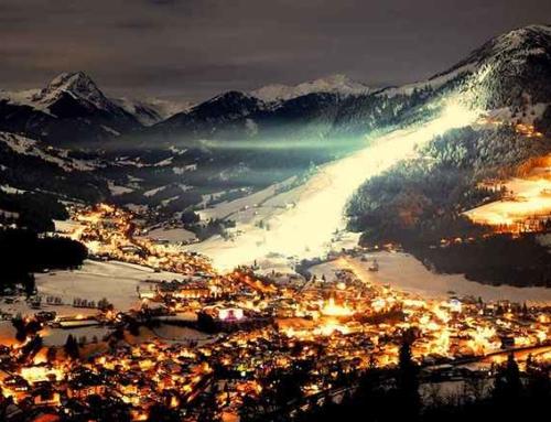 Skischule mit top Ski Show