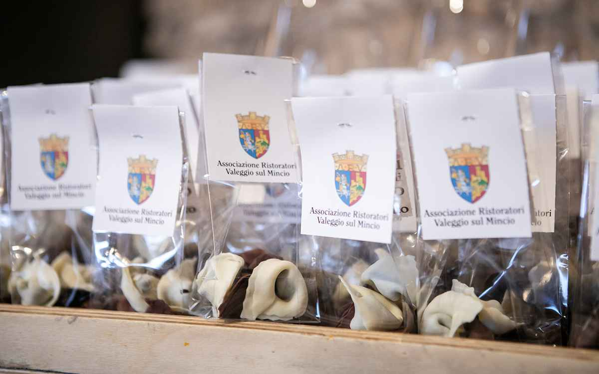 Pasta e basta Italian food event at the 5-star gourmet Hotel Rosengarten Tyrol Austria