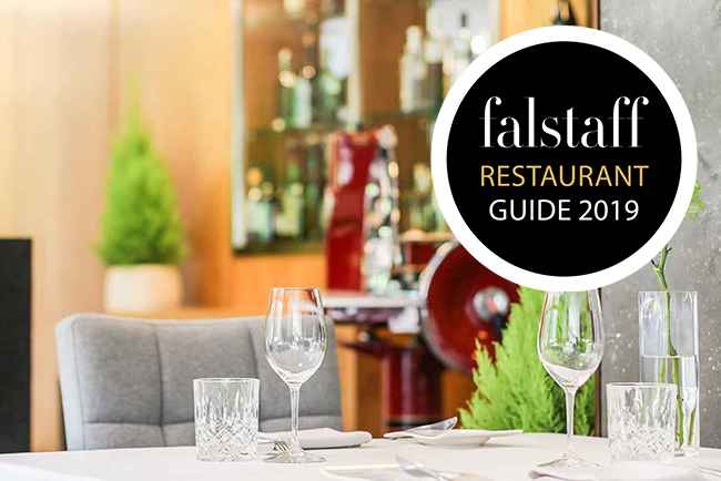Restaurant Gourmet Guide Falstaff 2019 Bistro Restaurant Rosengarten Martin Kinast Relais & Châteaux Hotel und Restaurant Rosengarten Kirchberg