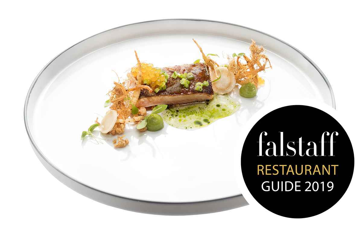 Restaurant Gourmet Guide Falstaff 2019 Restaurant Simon Taxacher Hotel and Restaurant Rosengarten Kirchberg Tyrol Austria