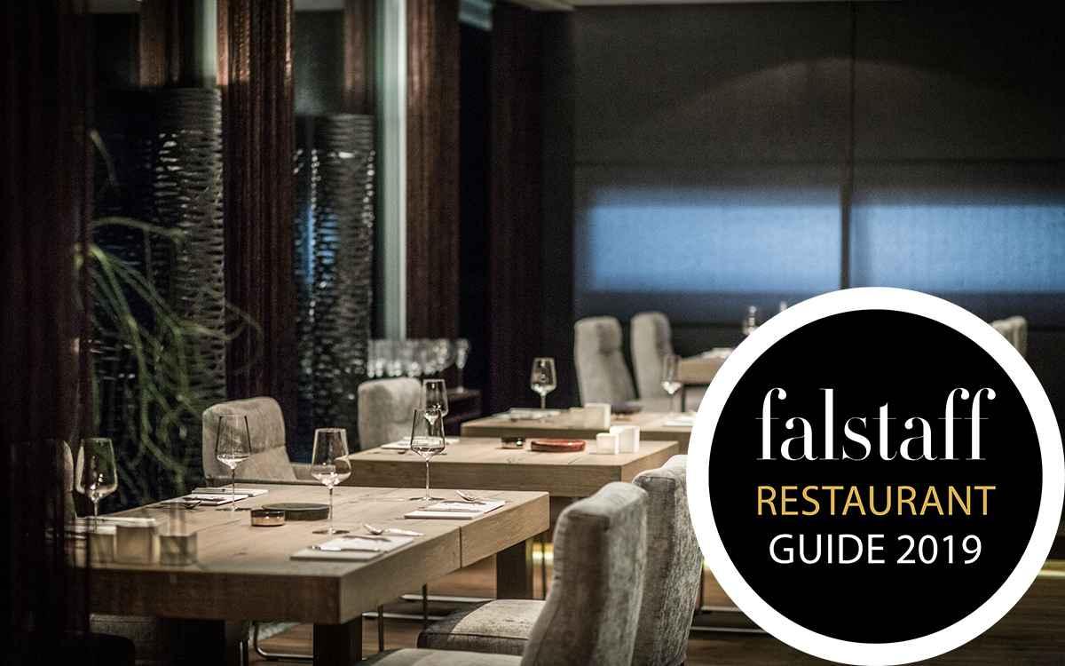 Restaurant Gourmet Guide Falstaff 2019 Restaurant Simon Taxacher Hotel und Restaurant Rosengarten Kirchberg Tirol Austria