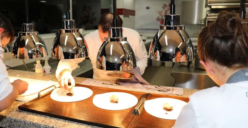 Restaurant Simon Taxacher Fourhandsdinner