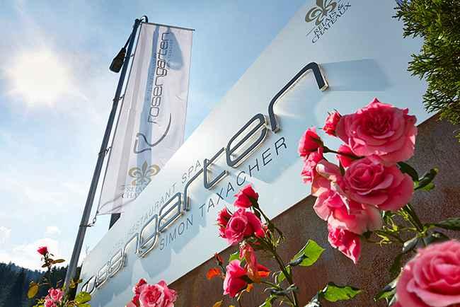 Relais Chateaux Hotel Restaurant Spa Rosengarten Kirchberg Tirol 5-Sterne