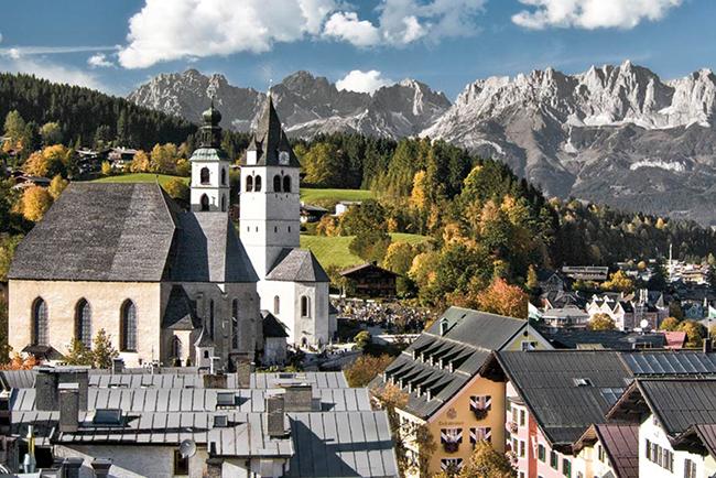 Relais Chateaux Hotel Restaurant Spa Rosengarten Tyrol 5-star Lifestyle hotel Kitzbuehel