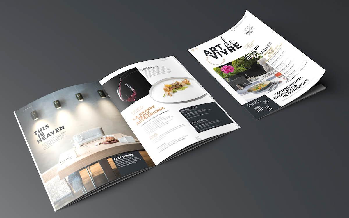Art de Vivre Hotel Rosengarten Relais & Châteaux Kitzbühel Tirol