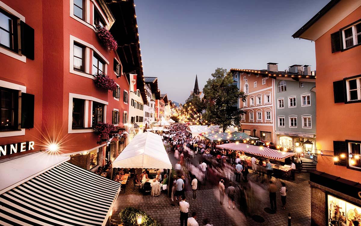Hotel-Restaurant-Spa-Rosengarten-Relais-Chateaux-Kirchberg-Tirol-Dorffest