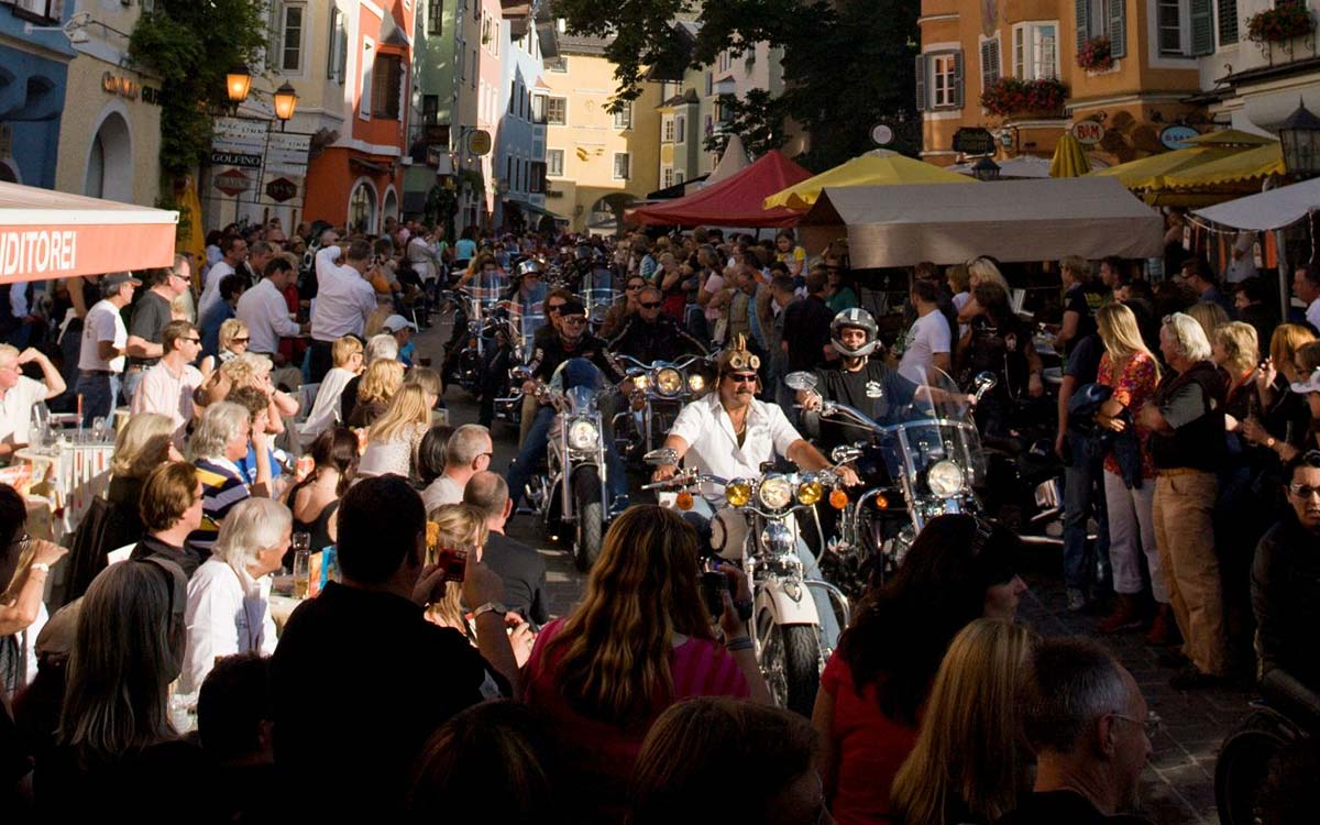 Hotel Restaurant Spa Rosengarten-Relais-Chateaux-Kirchberg Tirol Kitz on Wheels