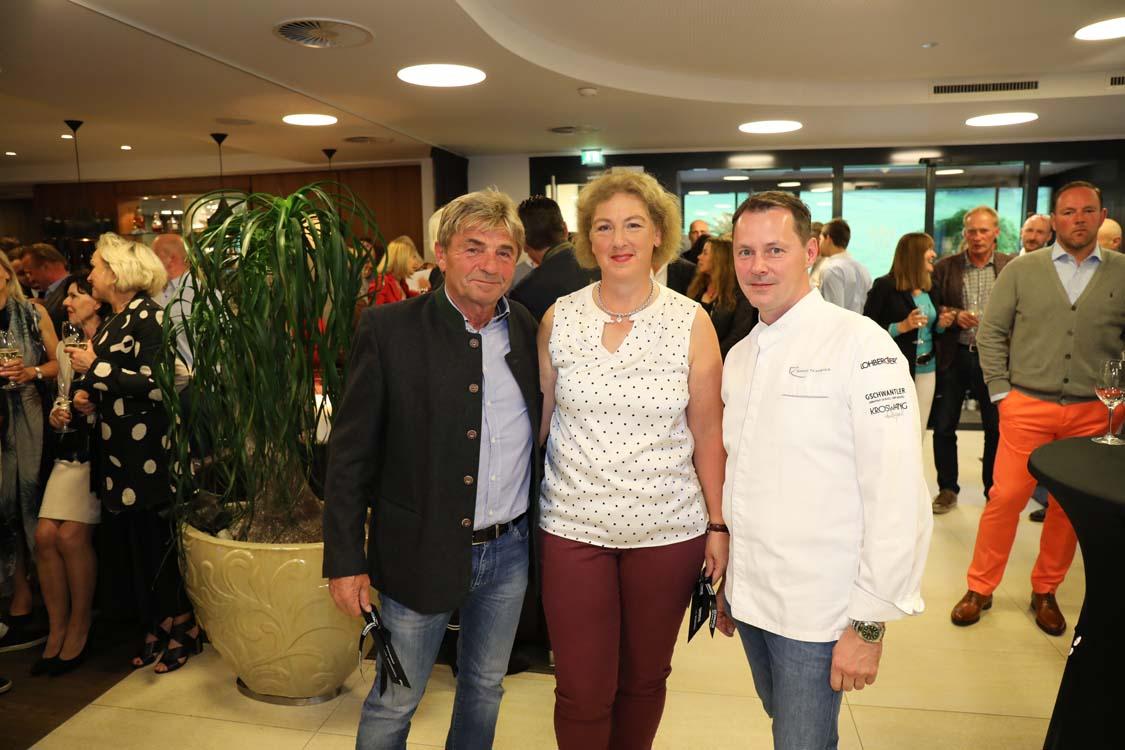 Rosengarten Gourmet Golf Trophy 2019 Küchenparty