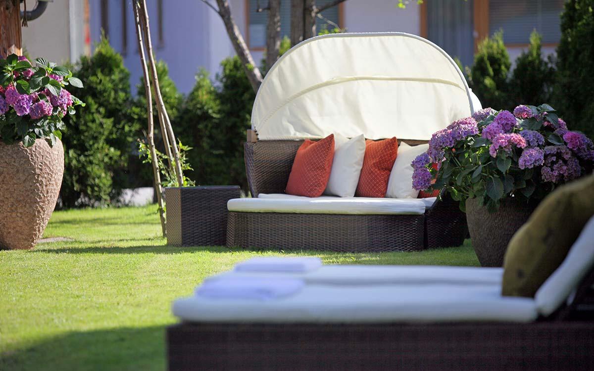 5 Sterne Hotel Rosengarten mit Pool Spa