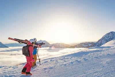 Skirurlaub Kitzbueherl Alpen Fieberbrunn ©lacknerhelmuttvbpillerseetal