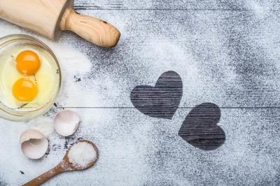 Baking Cookies with Simon Taxacher