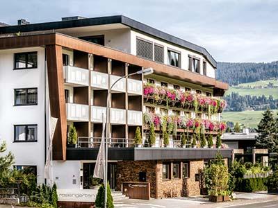 5-star Hotel Restaurant Spa Rosengarten in Kirchberg Tyrol Austria