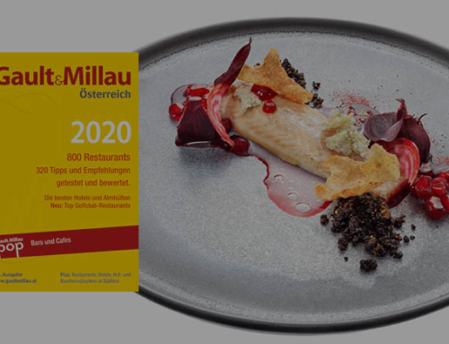 Gault&Millau 2020: 5 toques for Simon Taxacher
