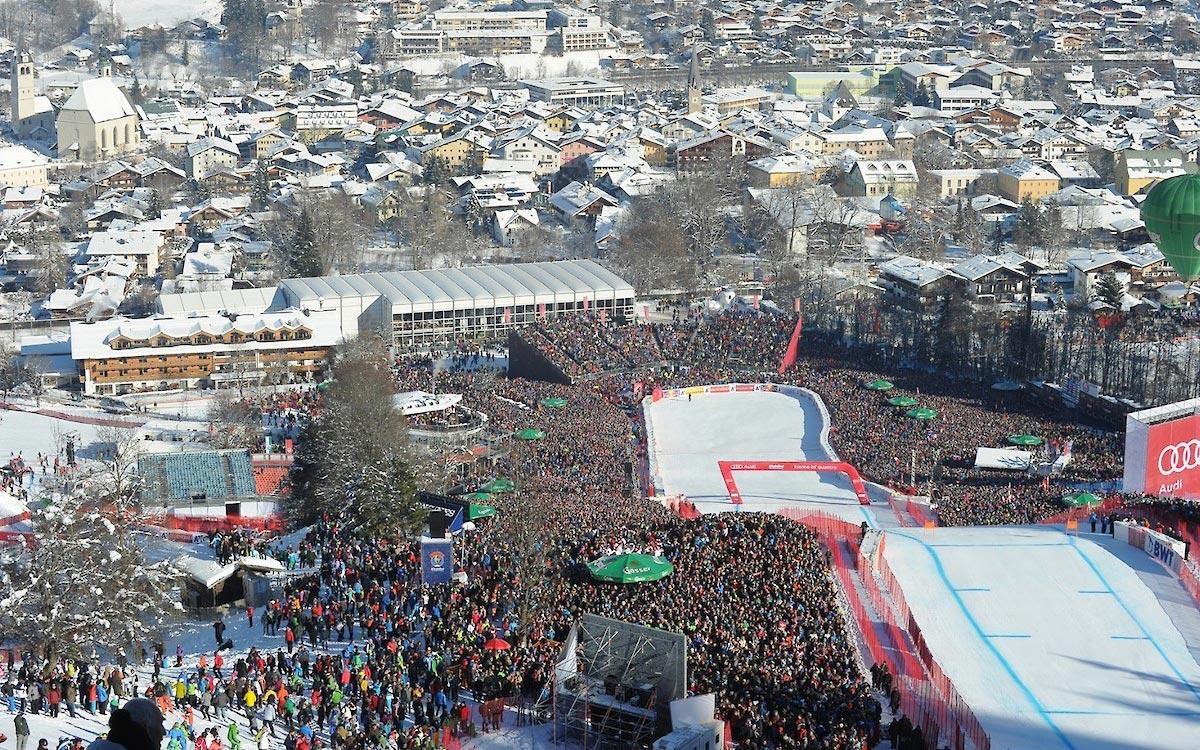 Hotel Rosengarten 5 Sterne Kirchberg Tirol Restaurant Simon Taxacher Hahnenkammrennen 2020