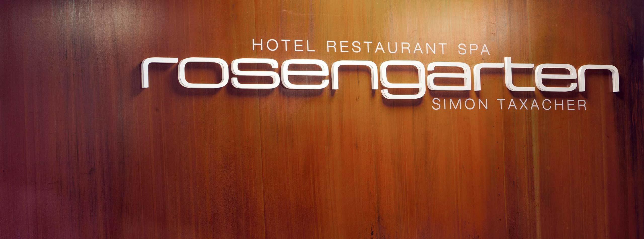 5 Sterne Hotel Restaurant Spa Rosengarten Impressum