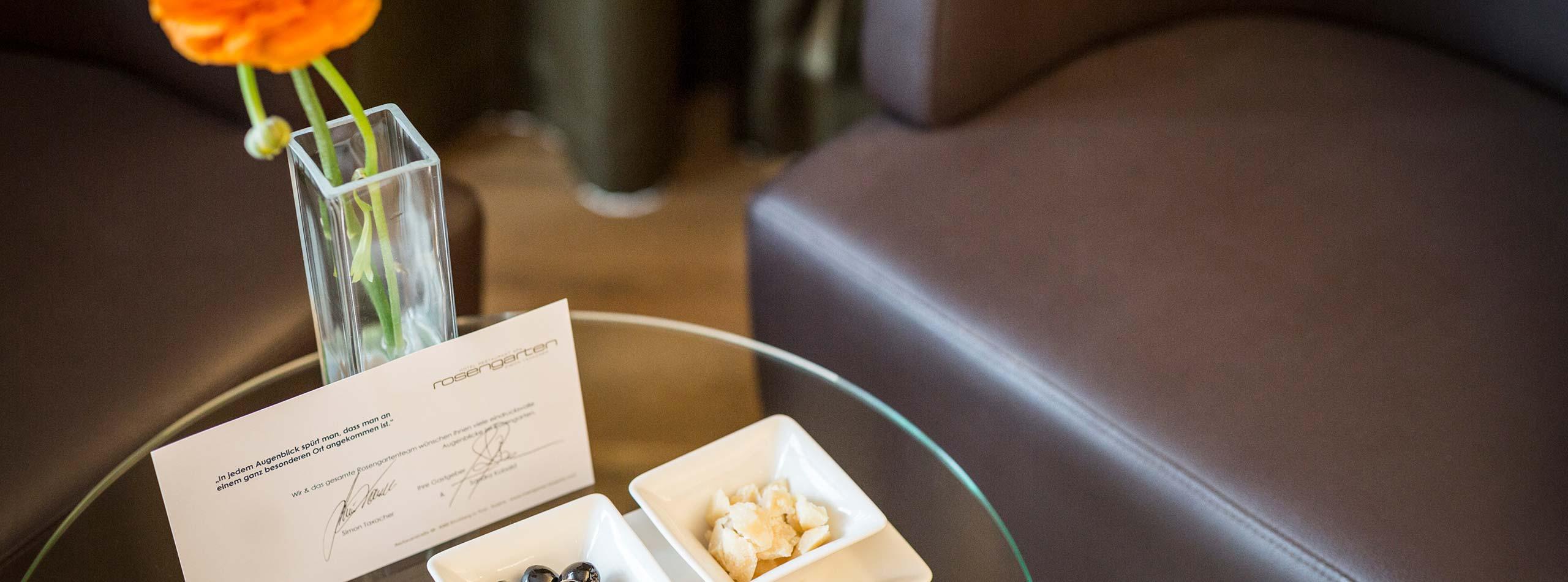 Karriere im 5 Sterne Hotel Restaurant Spa Rosengarten