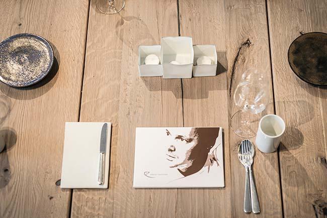Restaurant SIMON TAXACHER AWARD-WINNING 5-star luxury hotel Rosengarten Kirchberg Tyrol