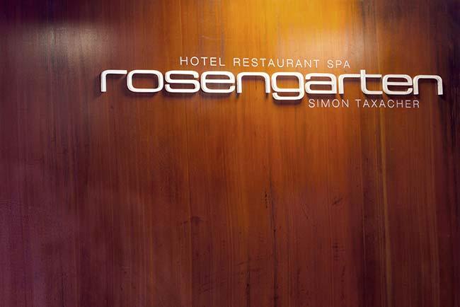 5 Sterne Hotel Restaurant Spa Rosengarten