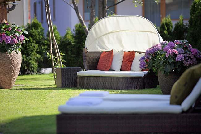 DAY SPA 5-star luxury hotel Rosengarten Kirchberg Tyrol