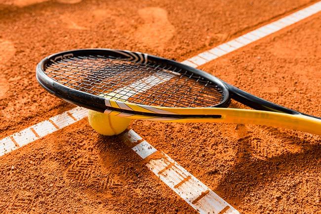 Tennis 5-star luxury hotel Rosengarten Kirchberg Tyrol
